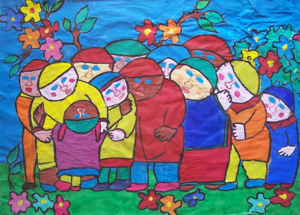 Amato La Scuola di Pace ::: I vincitori per la sezione ARTE 2008 per il  KS01