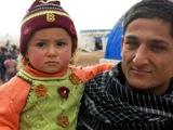 Intensit� e dignit� di un popolo (Campo di Bab Al Salam, Siria - linea di confine)