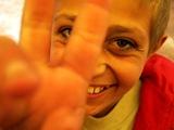 Libert�! (Campo di Bab Al Salam, Siria - linea di confine)