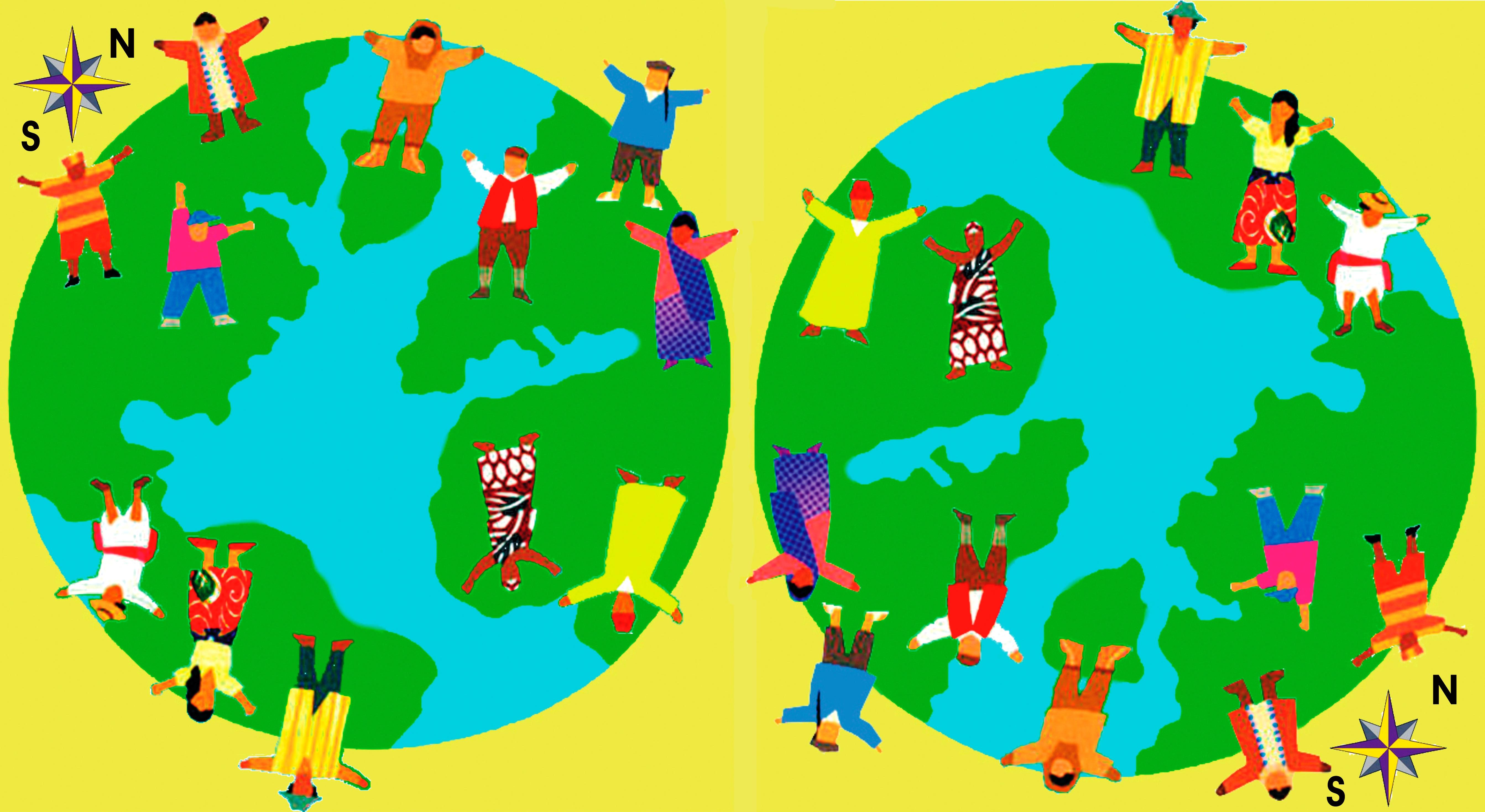 Ingrandisci for Immagini del mondo per bambini